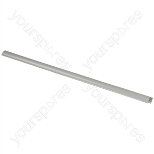 Cable Board - Cable Protector, Grey, 100 X 5 X 1.5cm