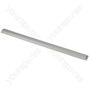 Cable Board - Cable Protector, Grey, 100 X 7.5 X 1.7 cm