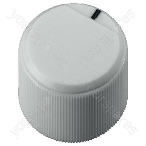 Knob - Rotary Knob, White
