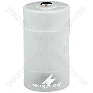 Battery Adaptor AA-D - Battery Adapter Aa Size/d Size
