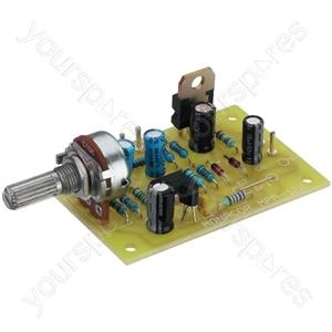 Mike Pre-Amplifier Module - Low-noise Microphone Preamplifier Module