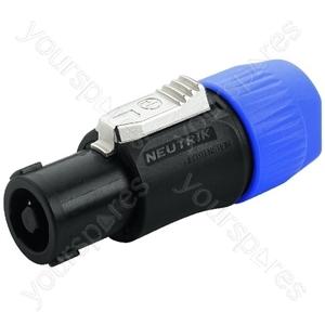 Speakon Plug - Neutrik Speakon Connectors