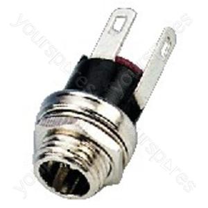 DC Socket - Low-voltage Panel Jacks