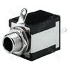 Jack Socket - 6.3mm Mono And Stereo Panel Jacks