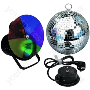 Mirror Ball Set - Mirror Ball Complete Set