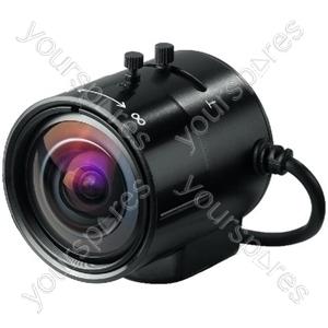 Lens, 1.6-3.4mm