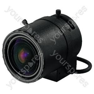 Lens, 2.8-12.m