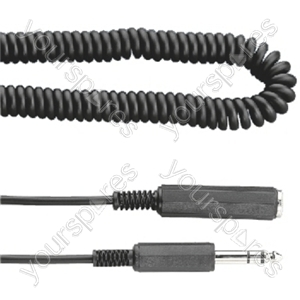 Stereo Spiral Cable