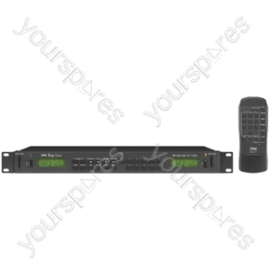 Dual Audio Player