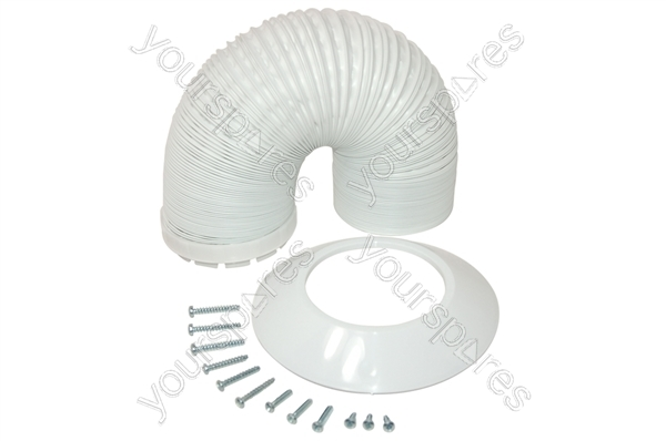 Spin Dryer Parts : Creda tumble dryer vent kit c by