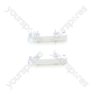 Candy Freezer Compartment Door Supports