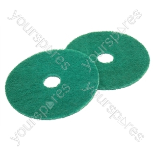 Hoover Polishing / Waxing Pads (Z14) - Pack of 2