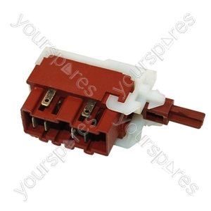 Hoover Washing Machine On/Off Switch Assembly