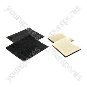 Hoover Vacuum Standard Filter Kit