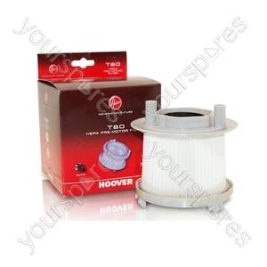 Hoover Vacuum HEPA Exhaust Filter (T80)