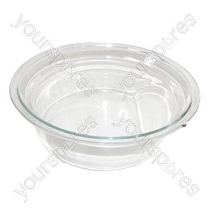 Hoover Washer Dryer Door Glass Bowl