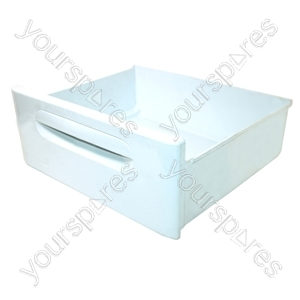 Candy Middle/Top White Freezer Drawer
