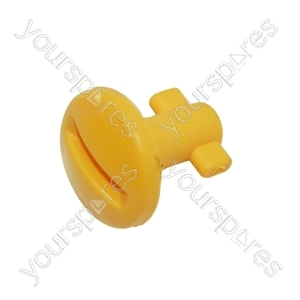 Dyson Vacuum Cleaner Soleplate Fastener Yellow
