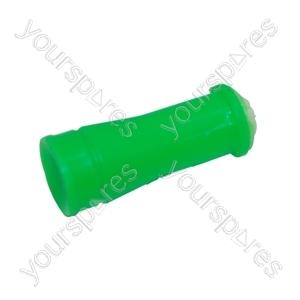 Rear Wheel Plug Lime
