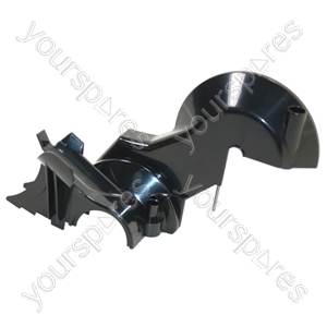 Dyson Vacuum Cleaner Clutch Cover Assembly Black