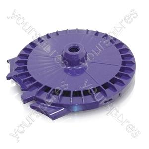 Post Filter Lid Purple Dc07