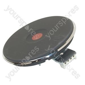 Indesit 2000 Watt Electric Hob Hotplate Element - 180mmm