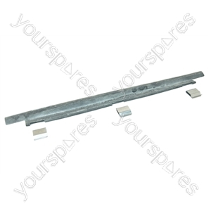 Hotpoint Dishwasher Lower Door Seal Kit