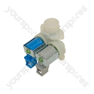 Indesit Washing Machine Double Valve