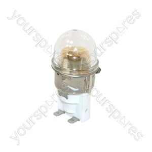 Diplomat Extractor Fan Lamp Holder Assembly