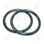 Hoover Pack of 2 Vacuum Cleaner Agitiator Belts (V5)