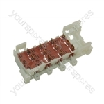 Hoover Washing Machine Switch Assembly