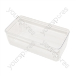 Candy Small Clear Plastic Fridge Shelf