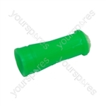 Rear Wheel Plug Lime