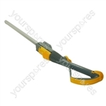 Wand Handle Grey/yellow Dc04