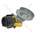 Valve Pipe Assembly Steel/yellow
