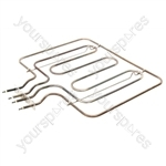 Belling 435 Grill/Oven Element C/W Fixing Clips Spares