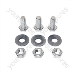 Indesit Washing Machine Drum Spider Bolt Kit