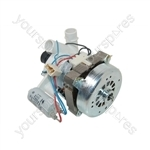 Indesit IDL40UK.C Dishwasher Wash Motor and Pump Assembly