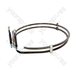 Indesit K3C8VW/G Fan Oven Element 2000w