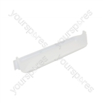 Hotpoint White Fridge Door Shelf Base