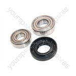 Indesit WG1034TPG Washing Machine Drum Bearing Kit
