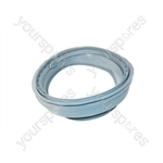 Hotpoint WIB111UK Washing Machine Door Seal, Bellow Grey