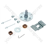 Hotpoint TDL13 Tumble Dryer Drum Shaft Repair Kit