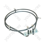 Indesit 2000 Watt Circular Fan Oven Element