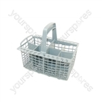 Hotpoint FDW60P Grey Dishwasher Cutlery Basket