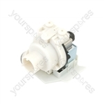 Ariston A1436 Washing Machine Drain Pump Assembly
