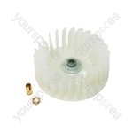 Ariston AMXXF149EU Washing Machine Plastic Fan Kit