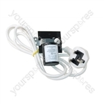 Hotpoint WF430P Washing Machine Mains Cable & Filter