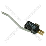 Hotpoint IS61CSK Microswitch & Lever Spares