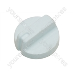 Hotpoint 6370P Cooker Control Knob (White)